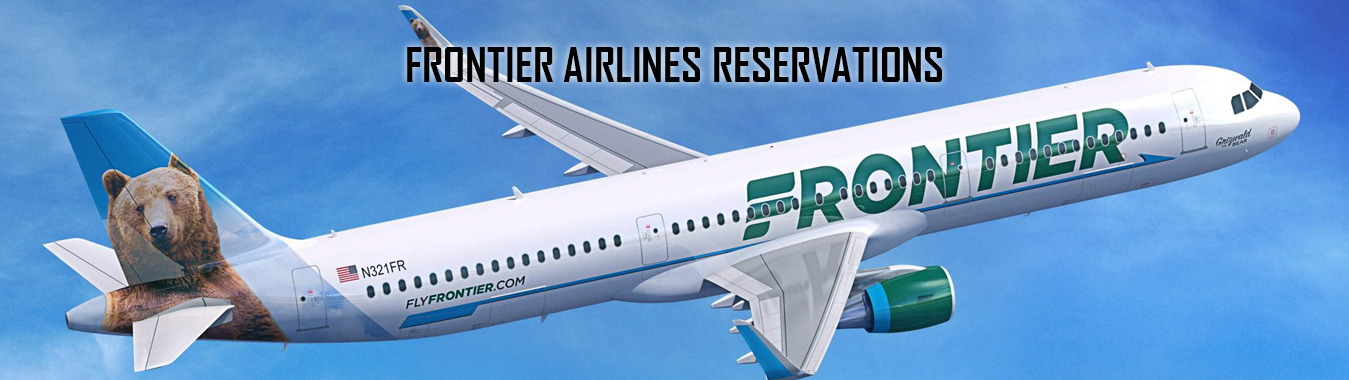 Frontier airlines customer service number