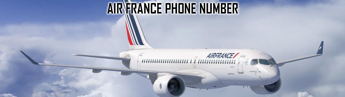 Air France airlines customer service number