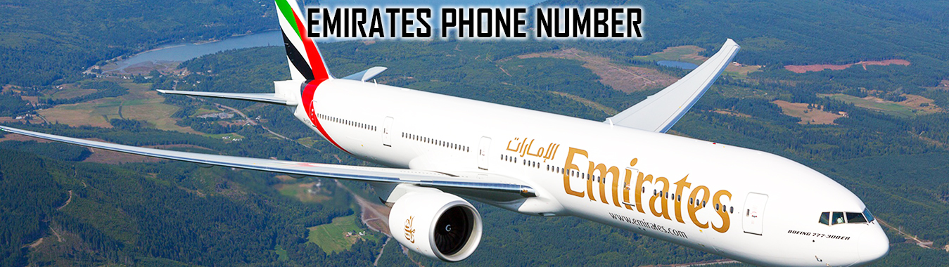 Emirates airlines customer service number