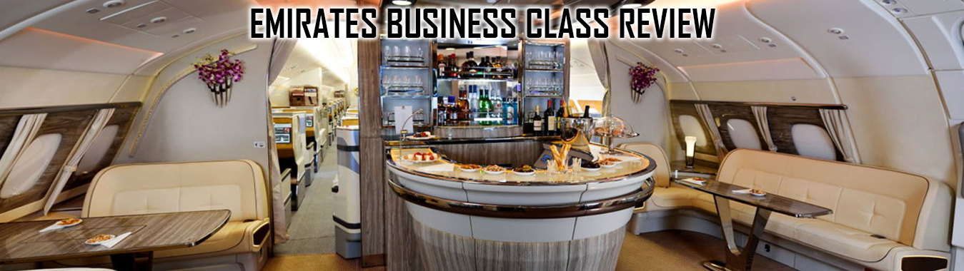 Emirates Business Class Review |Business Class Booking